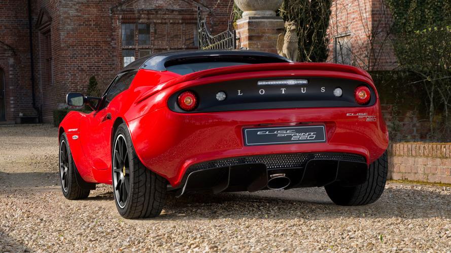 2017 Lotus Elise Sprint: İlk Sürüş