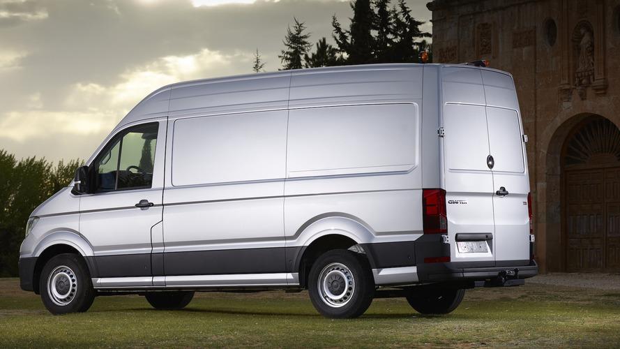 Volkswagen Crafter 2017, el furgón definitivo