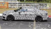 2019 Audi A6 spy photos