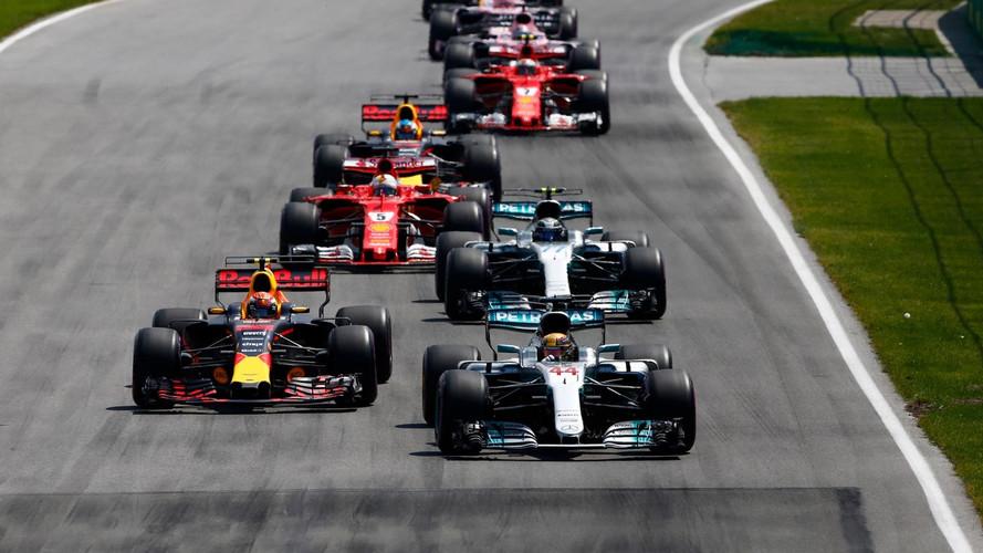 F1 : Mercedes répond à Ferrari avec la victoire de Hamilton au Canada