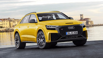 Recreación Audi RS Q8