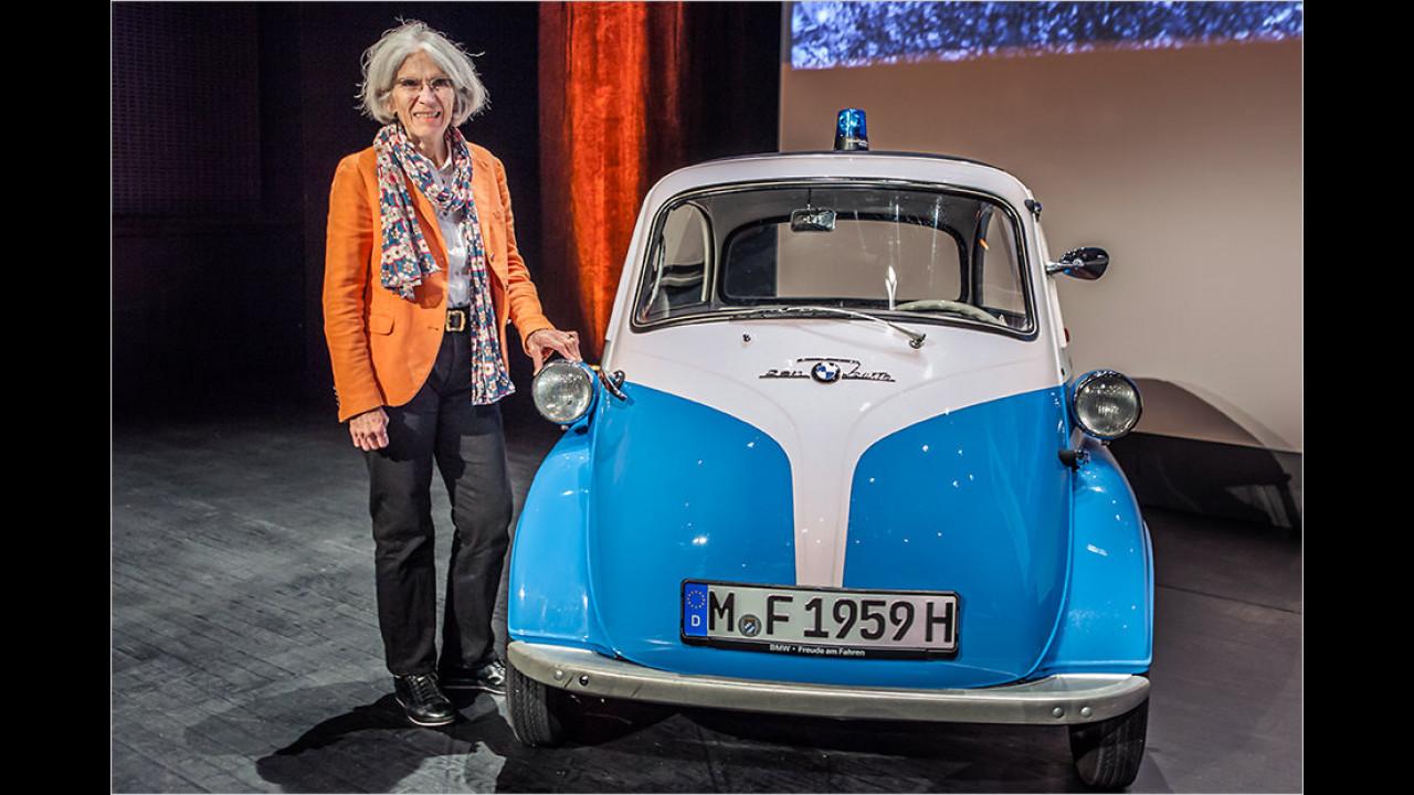 Donna Leon: BMW Isetta