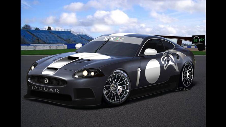 Jaguar nel campionato FIA GT3 con l'XKR