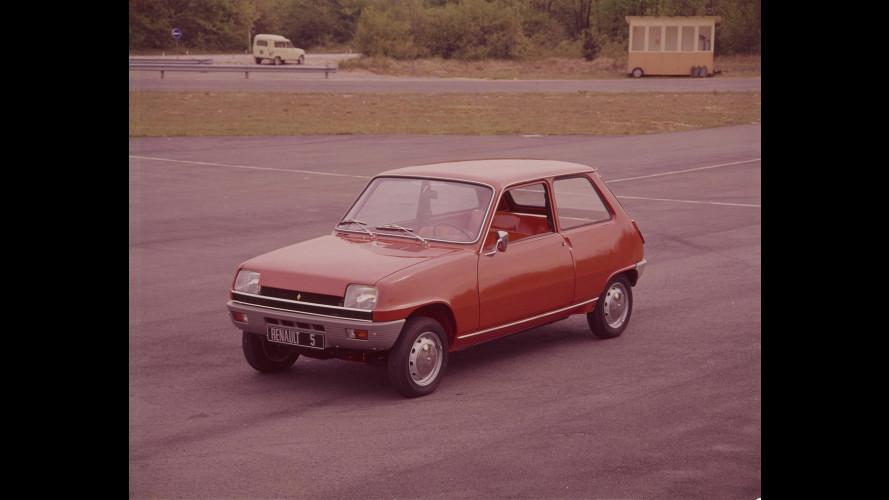 Renault 5, icona parigina