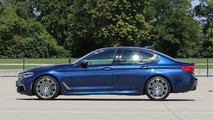 2018 BMW M550i: Review