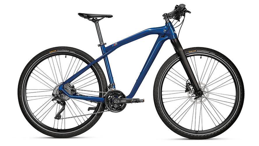 Bicicleta BMW M Edición Limitada Carbon
