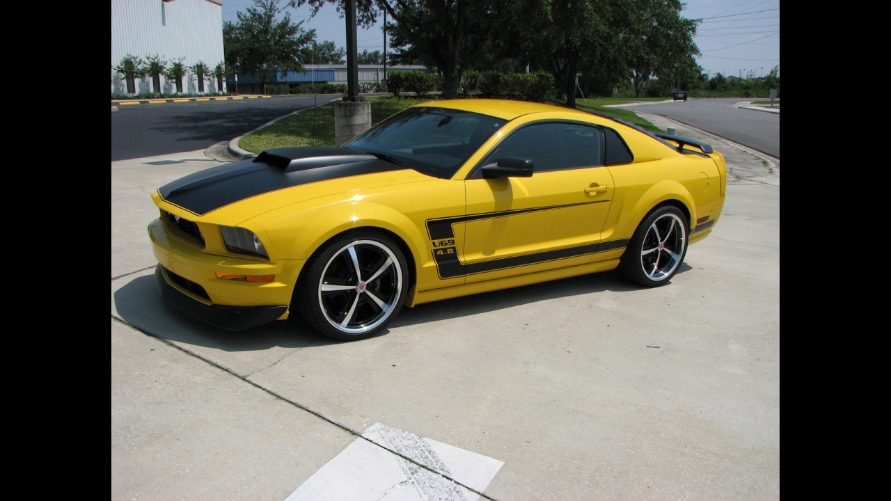 Ford Mustang U69