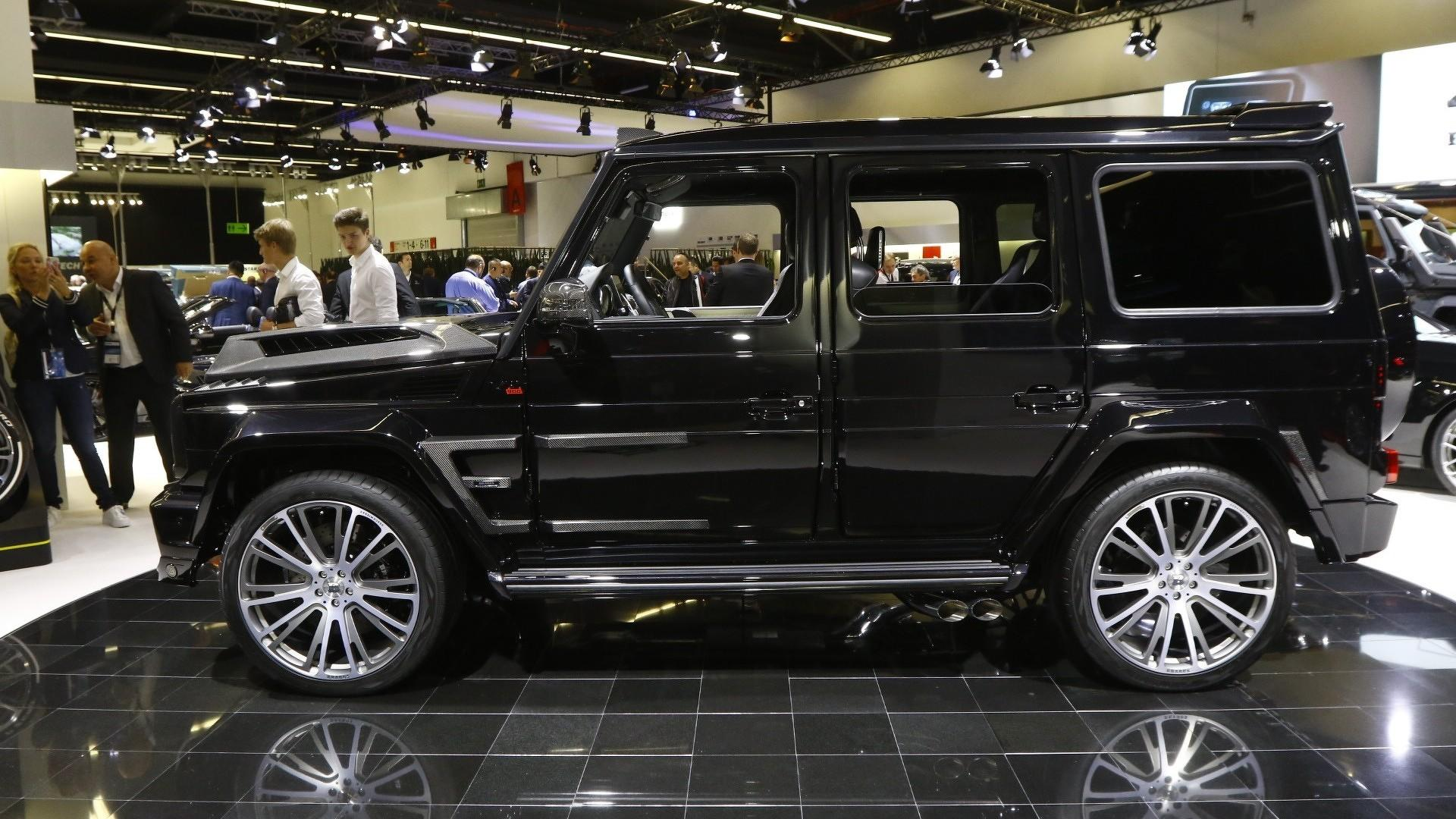 Bonkers 888 Horsepower Brabus G65 Costs 800 000