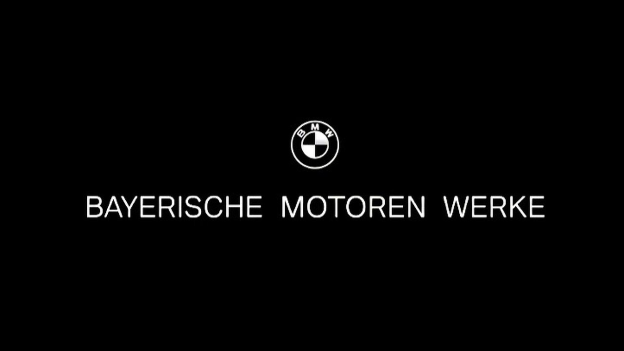 BMW logo luxe
