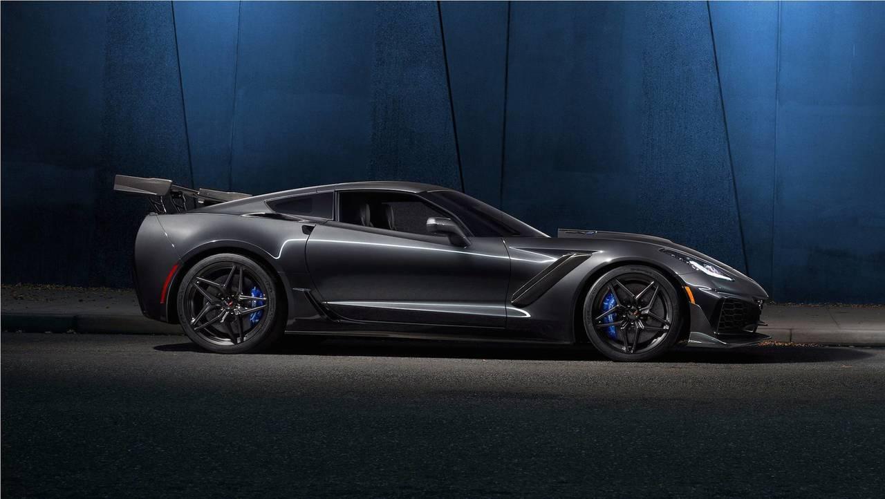 5 choses à savoir sur la Corvette ZR1
