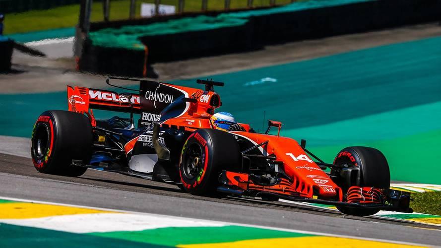 Fernando Alonso, McLaren MCL32 2017