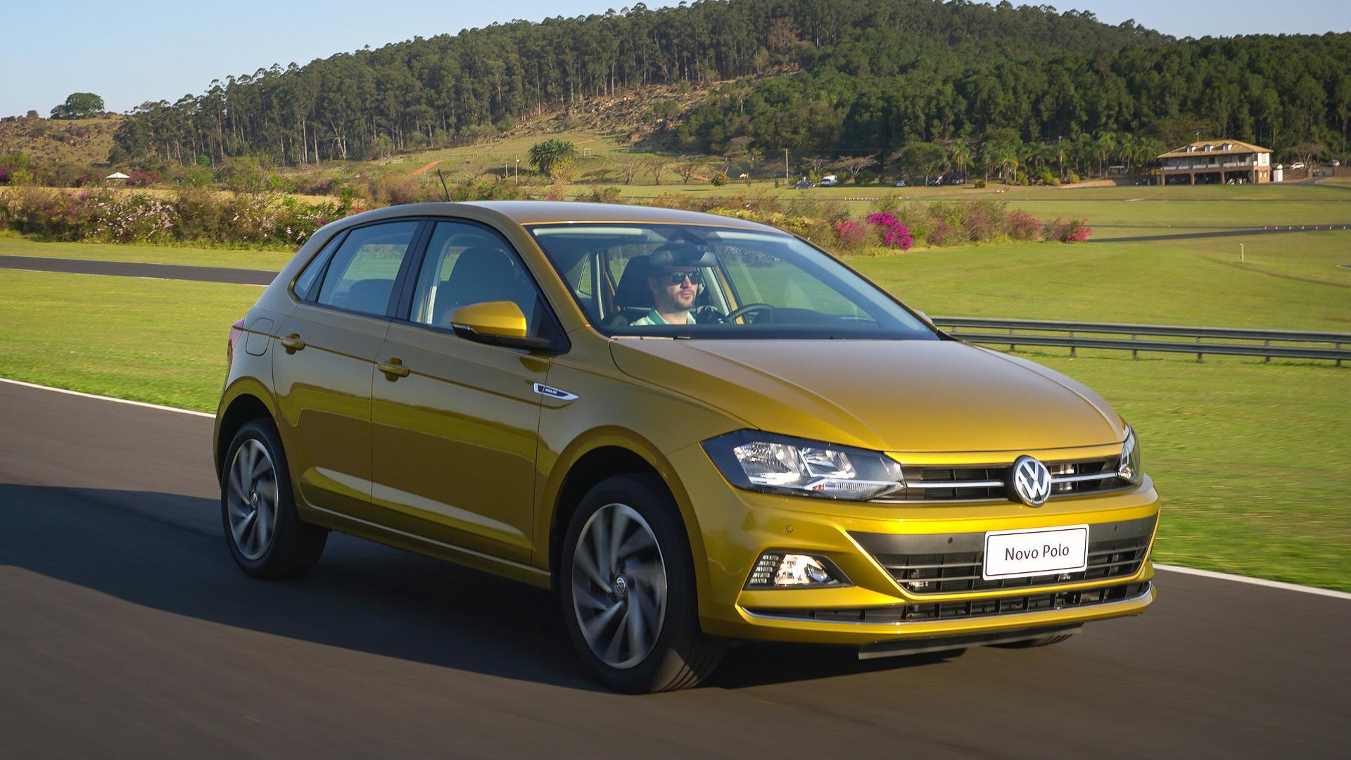 20f51f292f Volkswagen Polo fica até R  2.570 mais caro em março