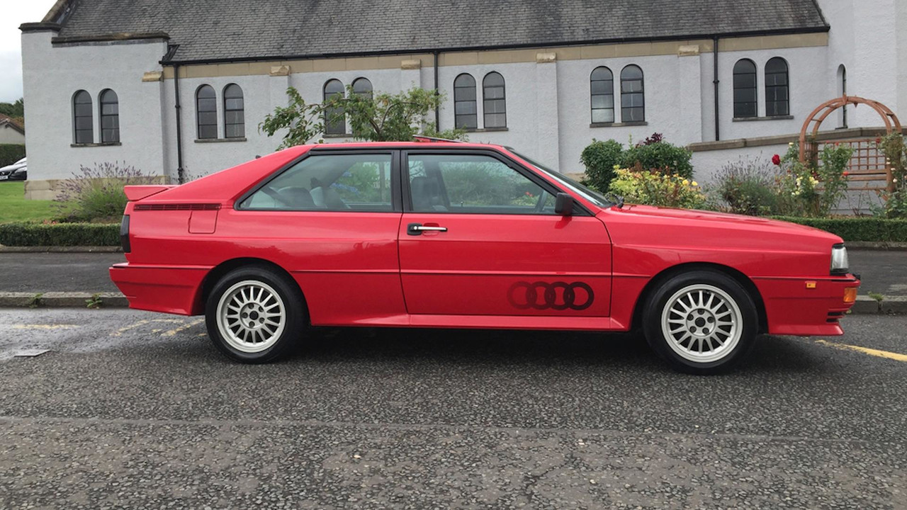 1991 Audi Quattro 20V Auction