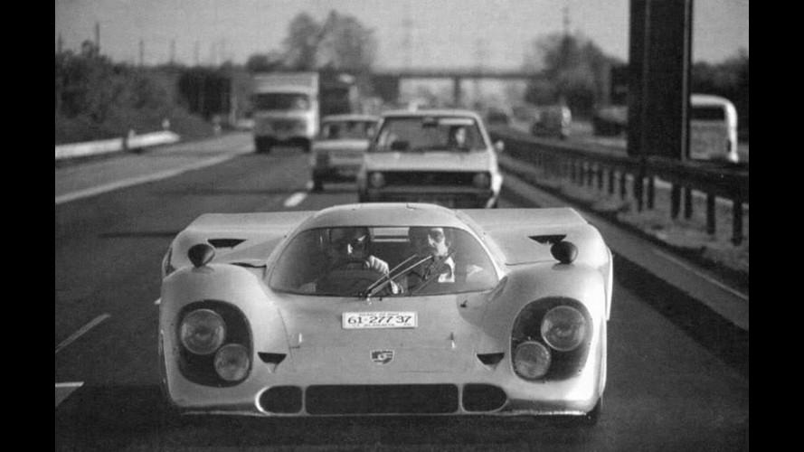 """Il """"mostro"""" della Porsche vestì abiti civili"""