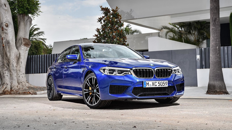 2018 BMW M5 Officially Priced At $102,600
