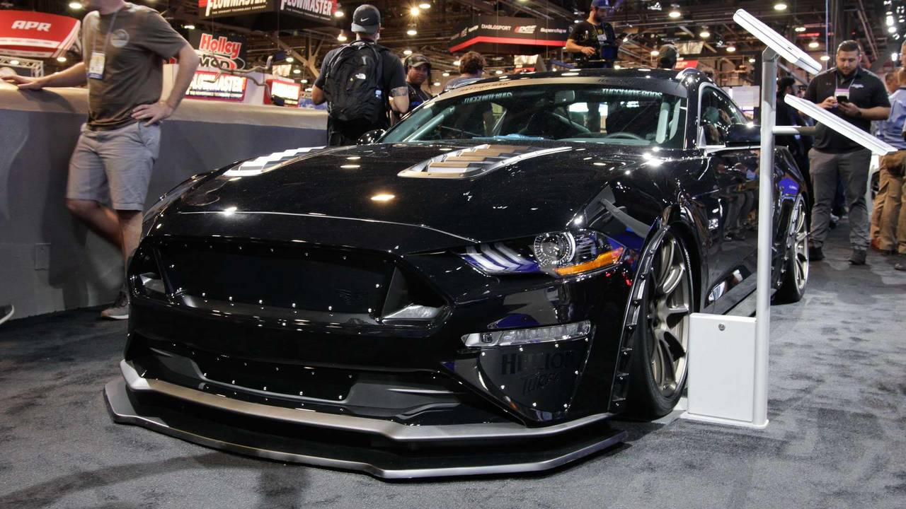 2018 Ford Mustang Fastback by Tucci Hot Rods