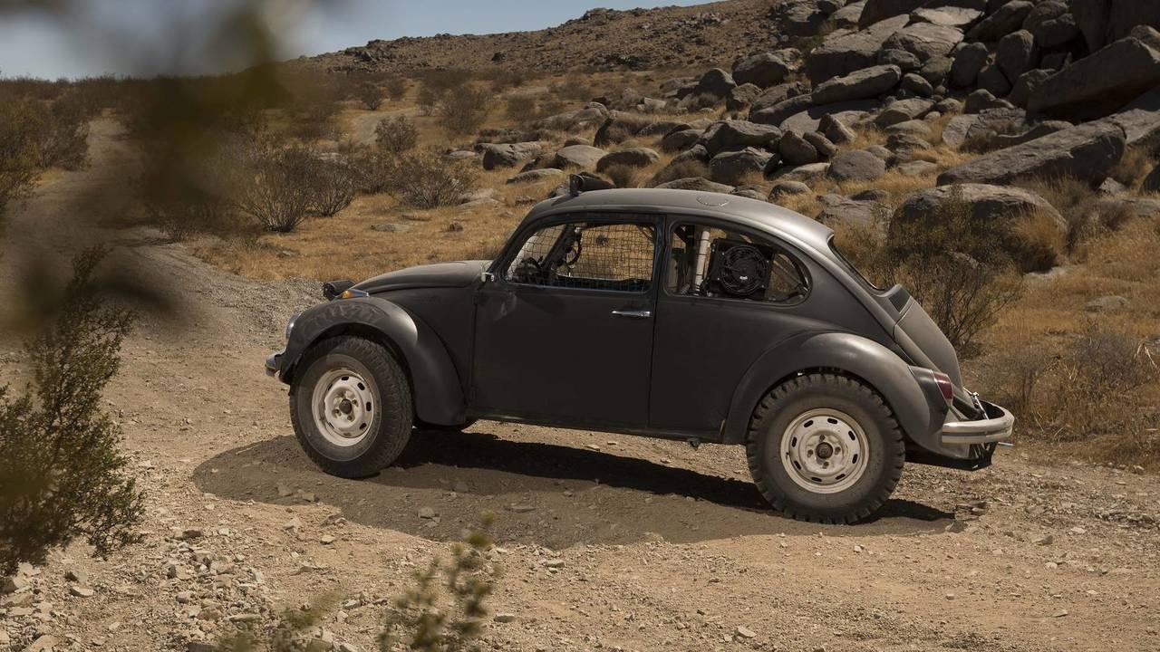 VW Celebrates 50 Years Of Baja, I Manhandle Some Buggies In