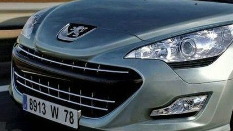 New Peugeot 608 Set for Paris Debut?