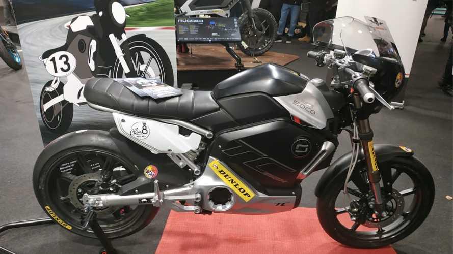 Moto elettriche, SuperSoco presenta il campionato EBC