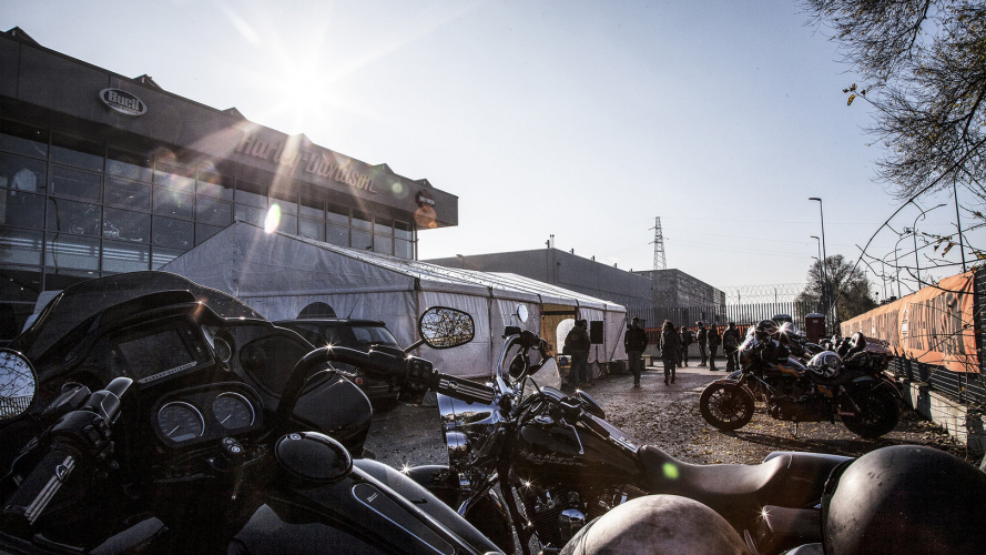 Harley-Davidson National Winter Rally