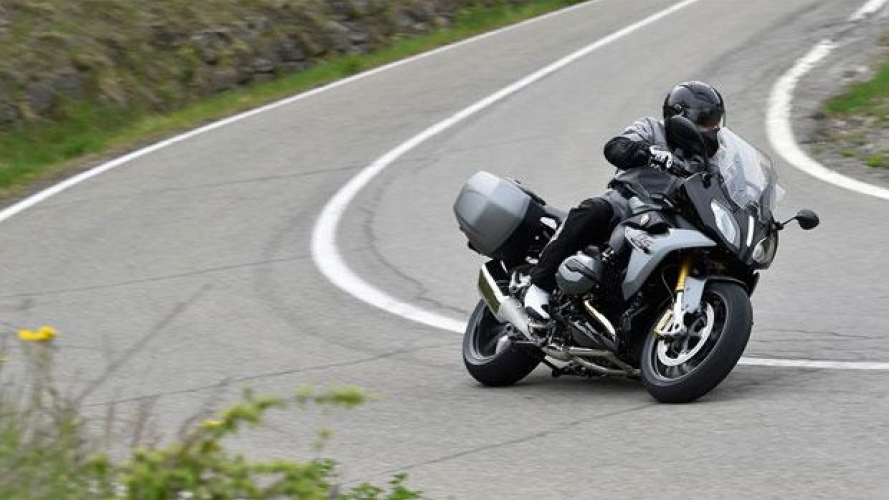 BMW R 1200 RS - TEST