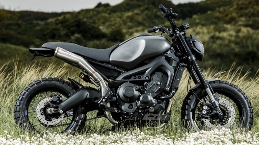 Wrenchmonkees Monkeebeast su base Yamaha XSR900