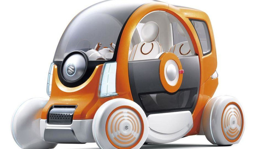 Suzuki Regina, Q and Swift EV Hybrid concepts revealed