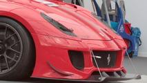 2012 Ferrari 599XX EVO spied - 14.11.2011
