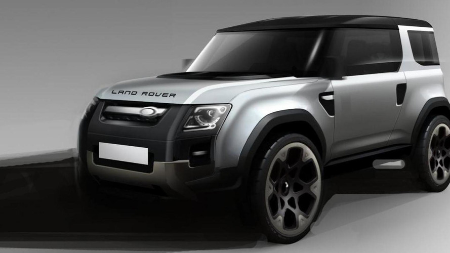 Next generation Land Rover Defender could spawn SVR version