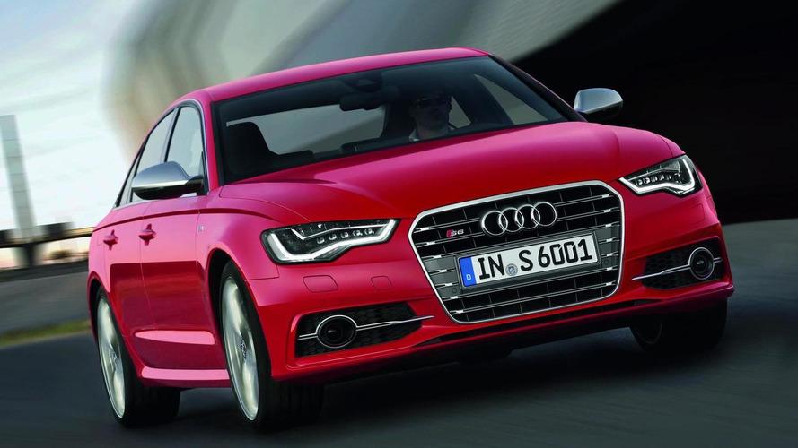 Audi S6, S7, S8 ve RS5