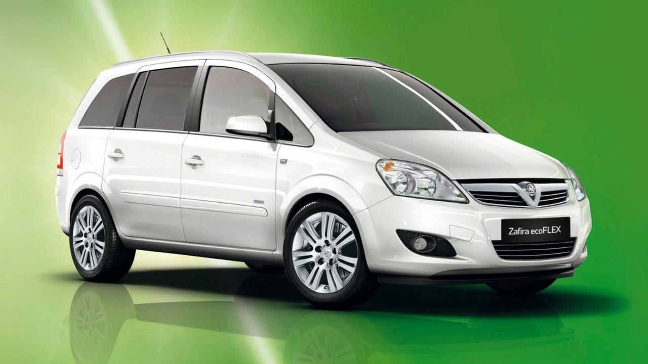 2010 Vauxhall Zafira ecoFLEX