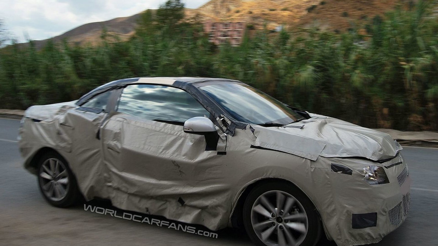Renault Megane CC Spotted for First Time