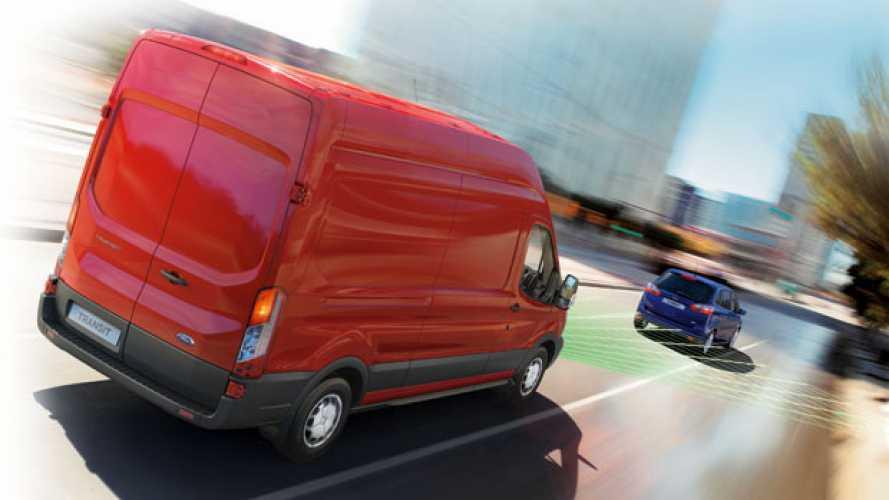 Nuovi Ford Transit e Transit Custom, prime impressioni