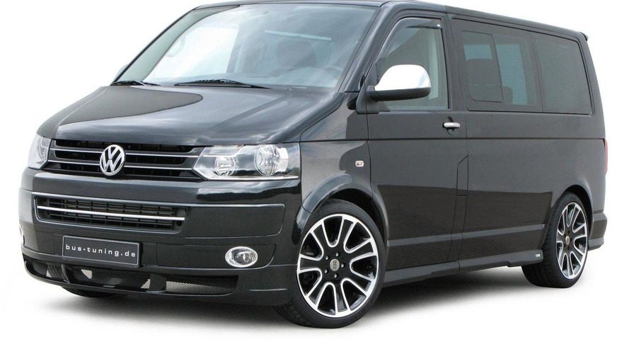 volkswagen t5 facelift body styling by rsl. Black Bedroom Furniture Sets. Home Design Ideas