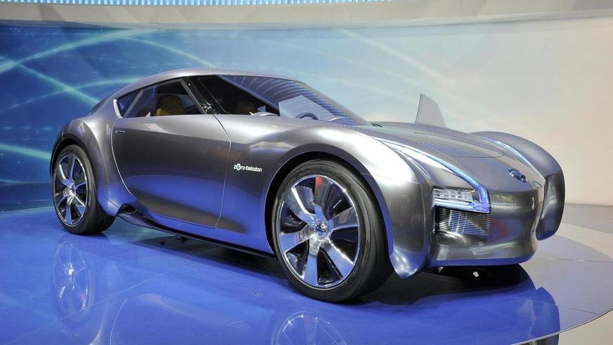 Nissan ESFLOW concept electrifies Geneva