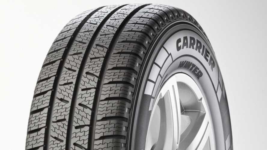 Pirelli, il Carrier per l'inverno