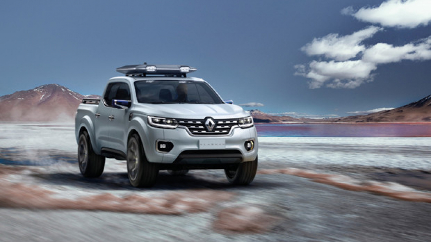 Renault Alaskan il pick-up globale