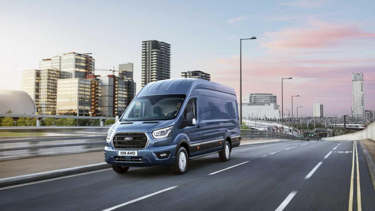 Ford, ecco il nuovo Transit da 2 tonnellate