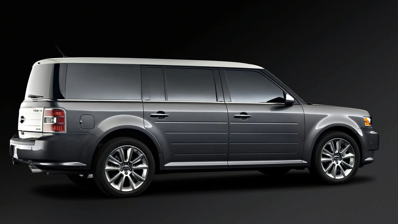 2010 Ford Flex with EcoBoost V6 engine