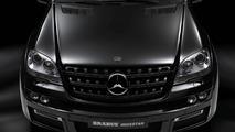 Mercedes M-Class Baed Brabus Widestar