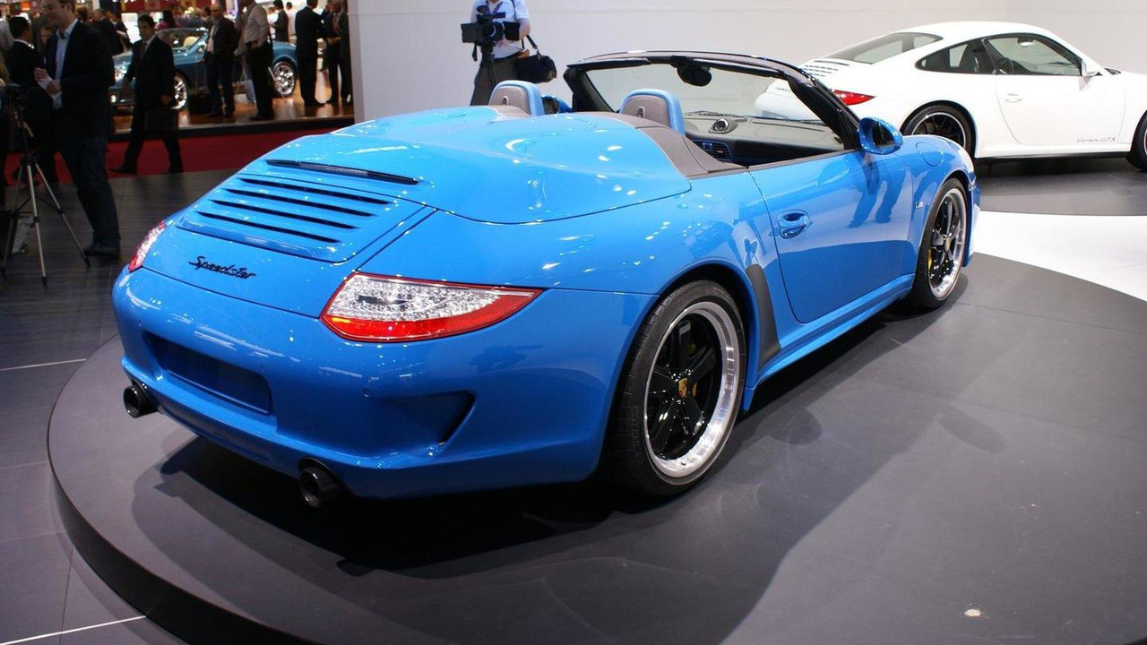 Can T Wait For The New 911 Speedster Here S An Old One