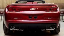 2012 Chevrolet Camaro Convertible teaser photo - 720 - 15.04.2010