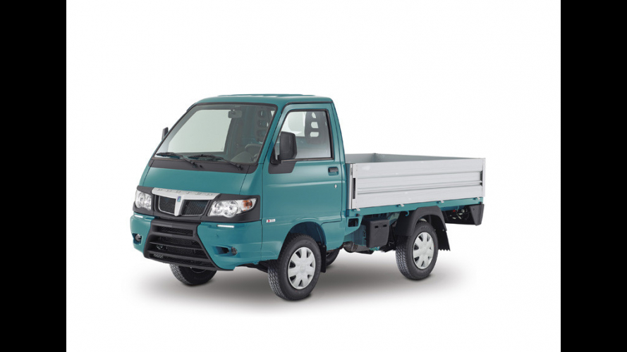Gamma Piaggio Commercial Vehicles