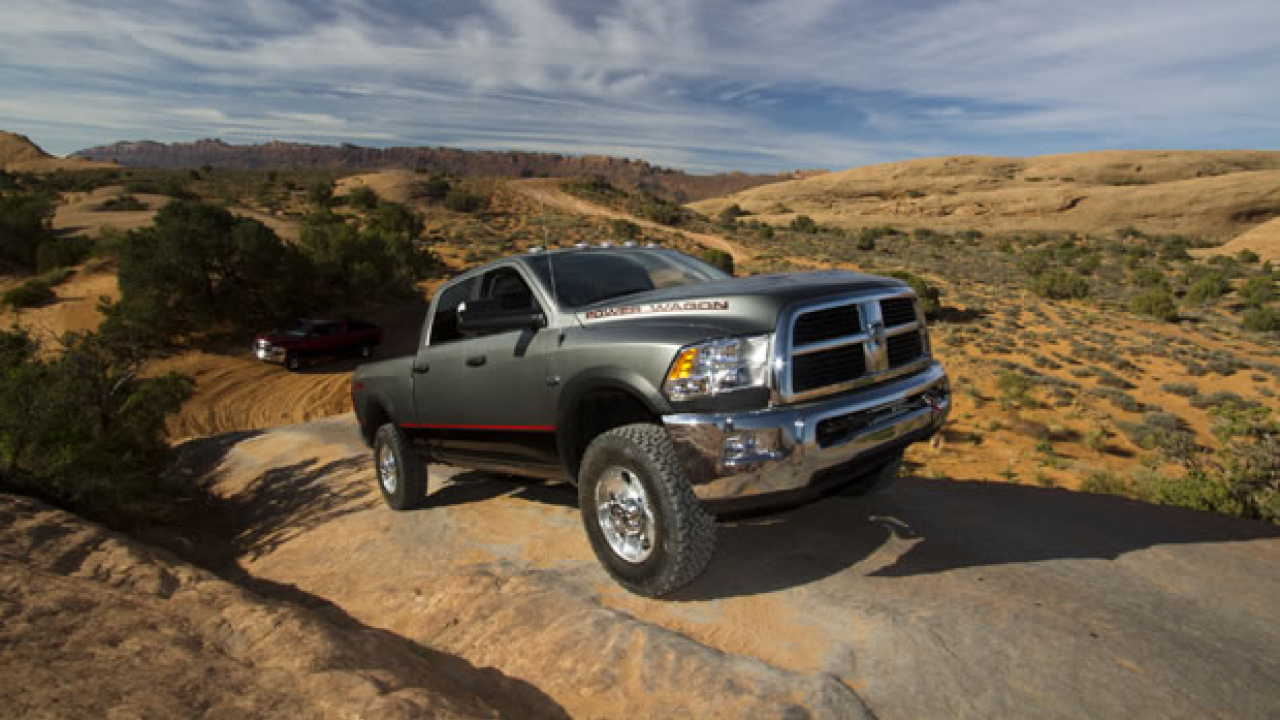 RAM 2500 miglior pick-up in USA