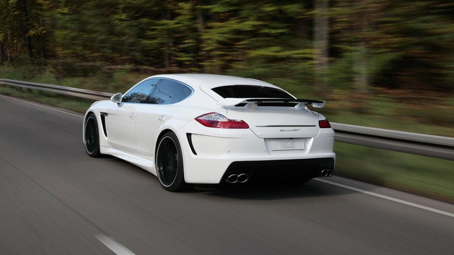 TECHART GrandGT based on Porsche Panamera