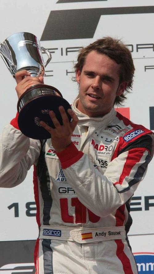 Speedy Soucek wants F1 seat in 2010