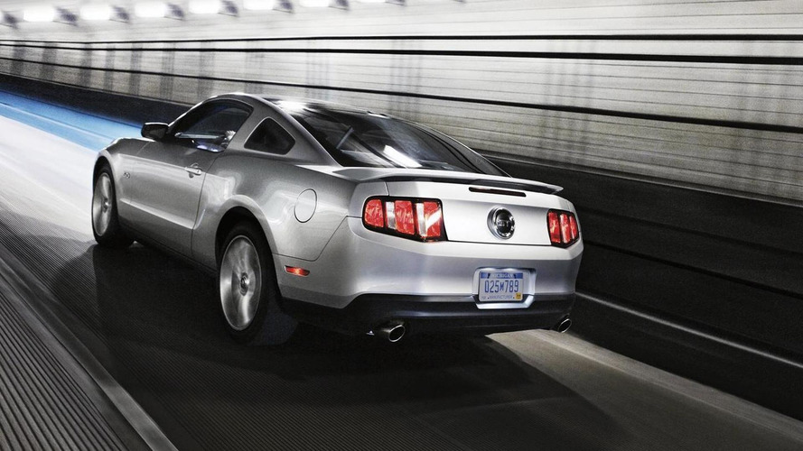 2014 Ford Mustang to feature global design influences