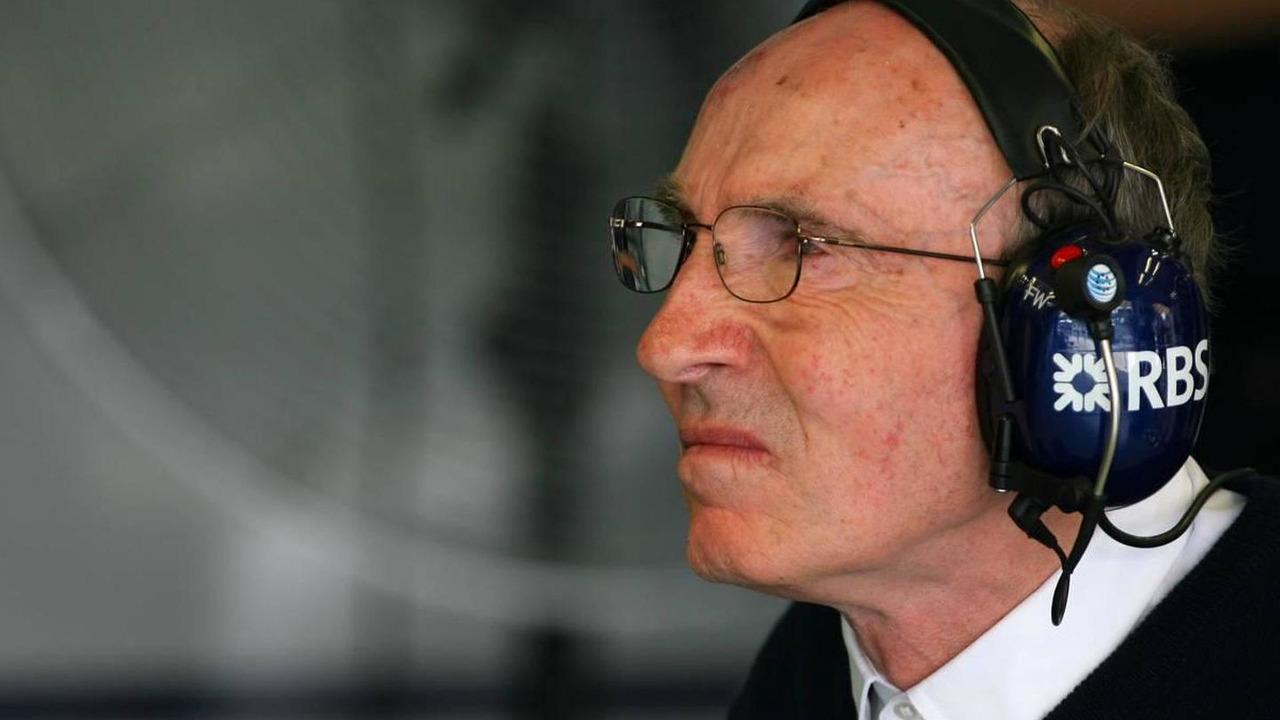 Sir Frank Williams (GBR), WilliamsF1 Team, Team Chief, Managing Director, Team Principal, Malaysian Grand Prix, 03.04.2010 Kuala Lumpur, Malaysia