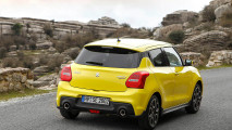 Test: Suzuki Swift Sport
