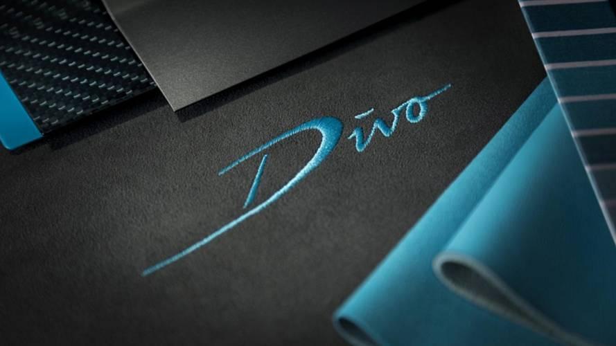 Bugatti annonce le lancement d'une nouvelle hypercar, la Divo !